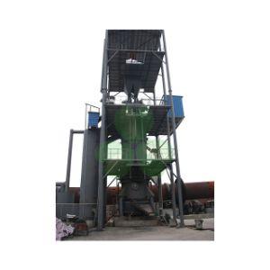 Heißer Verkaufs-energiesparender Qualität Qm einzelnes Stadiums-Kohle-Vergaser vom direkten Hersteller
