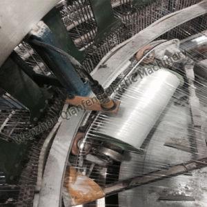 4個のシャトルのPPによって編まれる袋の作成のための円の織機機械
