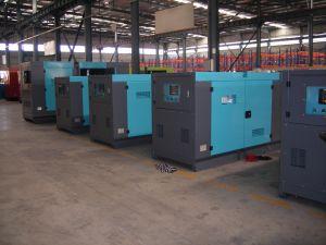 528 ква звуконепроницаемых замкнутые Doosan на базе генераторах с маркировкой CE утверждения
