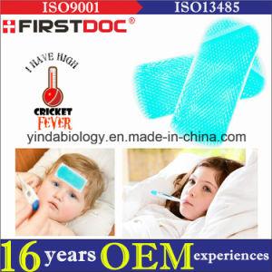 L'équipement médical, de la fièvre de Patch de refroidissement Cool Patch de gel