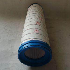 25 de Patroon van de Filter van de Olie van de Glasvezel van het micron (HC2206FKT6H)