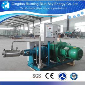 El pistón de la bomba de oxígeno líquido (BP100-250L/h/165 bar)