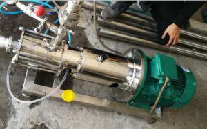 스테인리스 Steeel 높은 가위 유화 작용 펌프