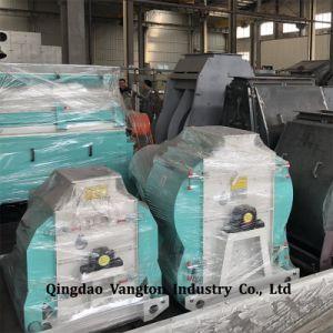 穀物の家禽の供給のための粉砕の製造所装置