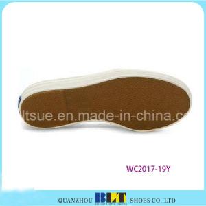 Sapatas de lona das mulheres