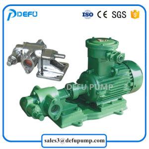 Pompa di olio grezza dell'attrezzo del carico di trasferimento a temperatura elevata del combustibile derivato del petrolio