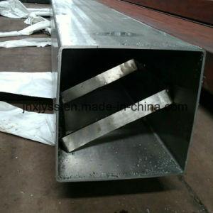 De Naadloze Pijp van het roestvrij staal (Ronde Vierkante Geprofileerd Rechthoekig)