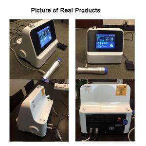 De hoge Pijn Effectivenes verlicht de Machine van de Therapie van de Drukgolf van de Apparatuur