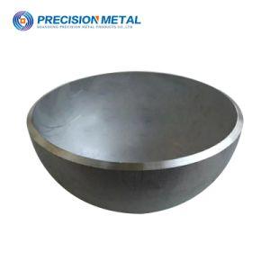 Emisfero d'acciaio 900mm della protezione emisferica del acciaio al carbonio