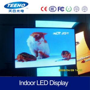 P7.62 plein écran LED de couleur pour l'étape