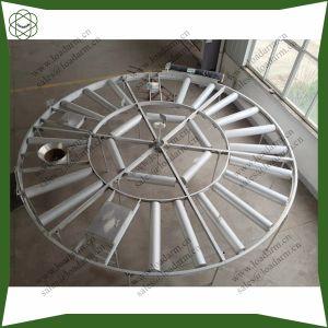 Het chemische Aluminium van de Tank van de Opslag of het Interne Drijvende Dak van het Roestvrij staal