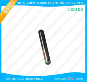 Icar fabricante aprovado da RFID Microchip Animal seringa 2.12x12mm