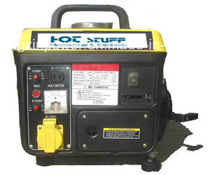 Due Stroke Air Cooled Gasoline Generator 0.65kw