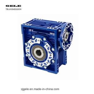 튼튼한 서비스 기간 및 작은 양을%s 가진 Nmrv 웜 톱니바퀴 변속기