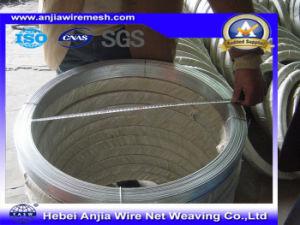 Fábrica directa de arame de ferro galvanizado