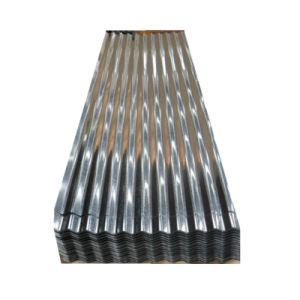 Afp Hdgi métalliques en acier ondulé galvanisé tôle de toit