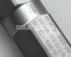 Máquina de marcado láser de fibra de portátiles de metal