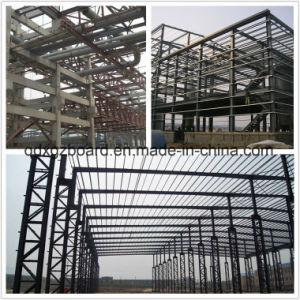 鉄骨構造のプレハブのスーダンの研修会Zy201891407