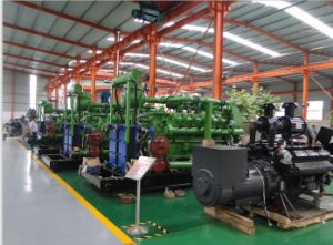 Venda a quente Cogeração gerador de biogás provenientes da China Factory