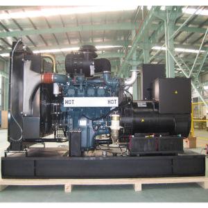 Двигатель Doosan открытого типа дизельных генераторных установках (460 квт/pdf 368 КВТ)