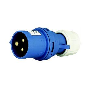 Zoccolo industriale GS-013, 023 della spina IP44