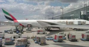 シンセンからのインドへの空輸貨物サービス