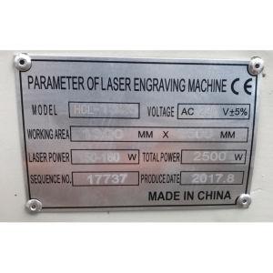 Macchina per incidere di taglio del laser di CNC per Acrylic/MDF/Wood/Leather