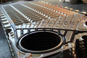HVACの海洋の食糧発電所の化学鉱山のためのGea Faの熱交換の版