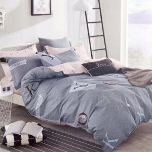 Más Vendidos barata Funda nórdica algodón Bedsheet impreso