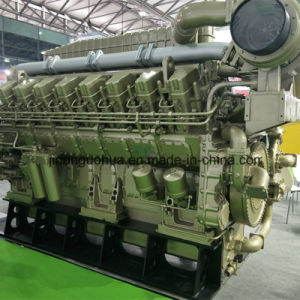 De Dieselmotor van Jinan Jichai Chidong van H16V190zl