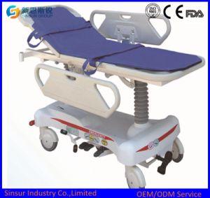 Krankenhaus-Geräten-hydraulische vielseitige medizinische Transport-Erste-Hilfebahre