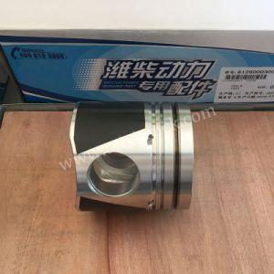 612600030011 zuiger voor de Motor van Sinotruk Weichai