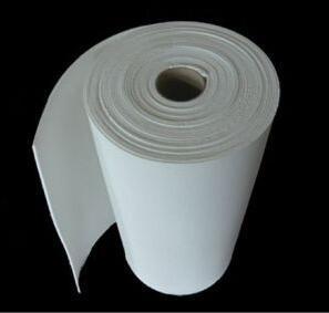 Papel de fibra de cerámica de aluminio de alta para la calefacción del dispositivo de aislamiento