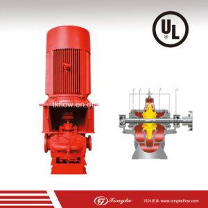 Vertical de la bomba de agua contra incendios (UL/FM)