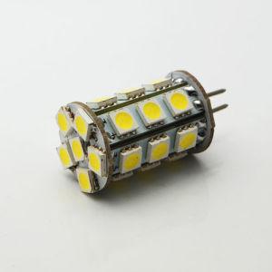 G4 GY6.35 LED SMD 24 5050 3W Lâmpadas de xénon