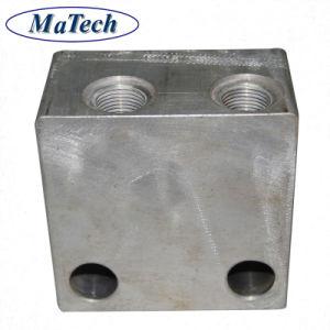 Высокая точность обработки с ЧПУ обрабатывающий алюминиевый корпус клапана