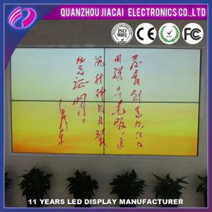 P3.91 en el exterior del sensor de temperatura SMD LED Display de cristal
