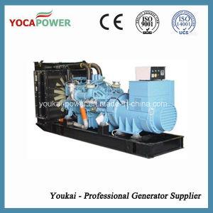 Motor Diesel Mtu 400kw/500kVA conjunto gerador de energia