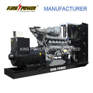 1600kw/2000kVA diesel die Reeks met het Koelmiddel van het Water voor Industrieel produceren