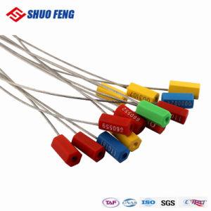 Tirez inviolable jetables de longueur de câble ajustable joint étanche