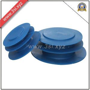 De plastiek Afgeschuinde PE Dekking van de Bescherming van de Pijp van het Eind Decoratieve (yzf-H160)