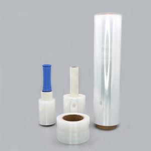 Paletes de plástico filme de embalagem LLDPE película extensível