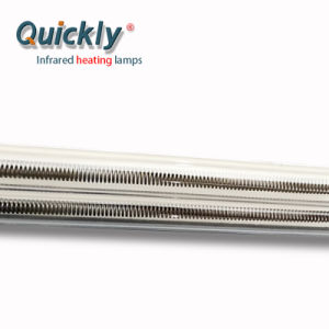 Elemento de Aquecimento do forno de infravermelhos industriais com marcação CE