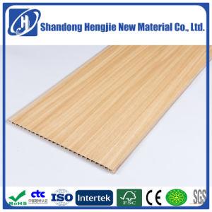 OEM/ODM Pirorretardante impermeable Non-Formaldehyde WPC Revestimiento Panel de pared