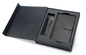 Penna di Ballpoint di plastica di plastica di carta di Derma della penna a sfera del metallo di Vape del contenitore di matita (YS13F)