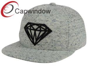 Athletic 5 Tejido Snapback Panel sombrero con bordado en 3D.