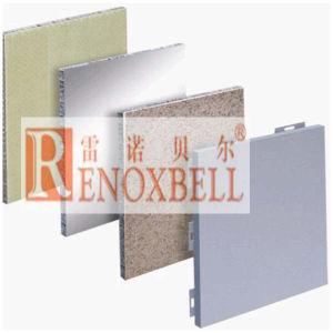 Panneaux en aluminium hyperbolique moderne pour la Décoration de mur rideau