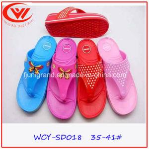 L'été 2016 EVA sandales de plein air des chaussures pour dames