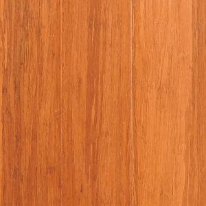 Le teck Strand le sol en bambou tissées