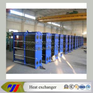冷却のための版の熱交換器